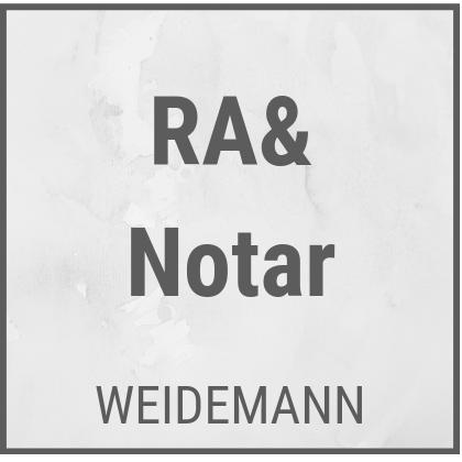 Rechtsanwalt & Notar Weidemann